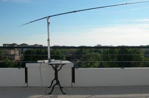60 meter band beschikbaar voor Israëlische radiozendamateurs.