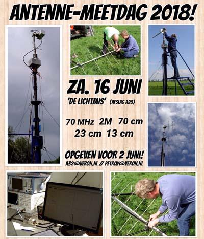 Antenne-meetdag 2018 Meppel