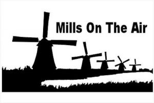 Mills on the Air dit jaar op 11 en 12 mei 2019