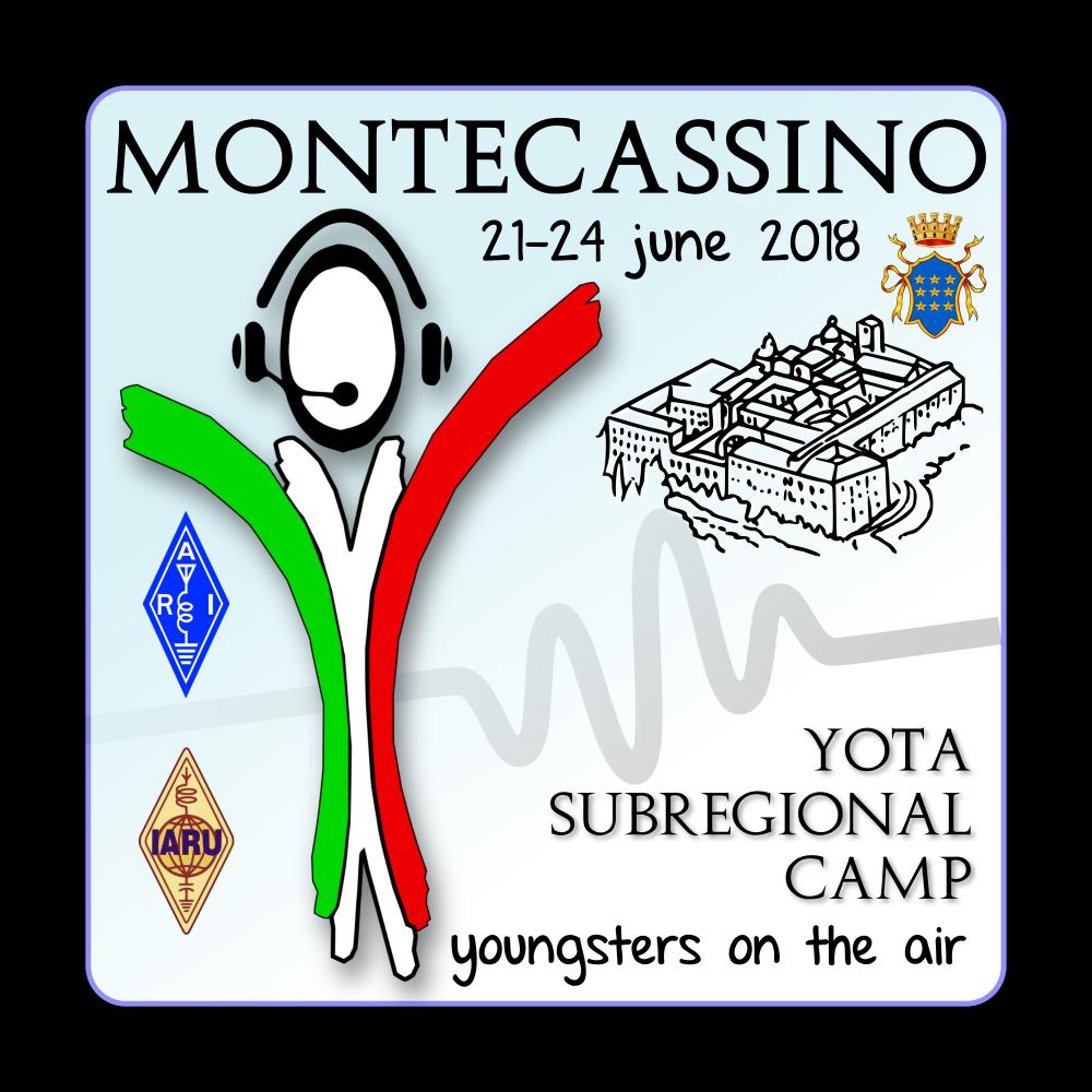 YOTA Subregionaal Camp Italië 2018