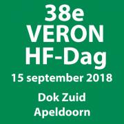 38e VERON HF-Dag op zaterdag 15 september