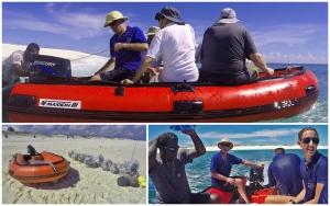 KH1/KH7Z Baker eiland DXpeditie