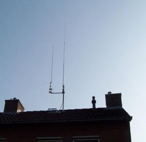 Wifi storing zou veroorzaakt worden door deze antenneinstallatie