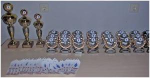 Alle prijzen van de PACC-Contest op de HF-Dag 2010