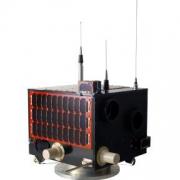 Noodverkeer satelliet na aardbevingen in Lombok
