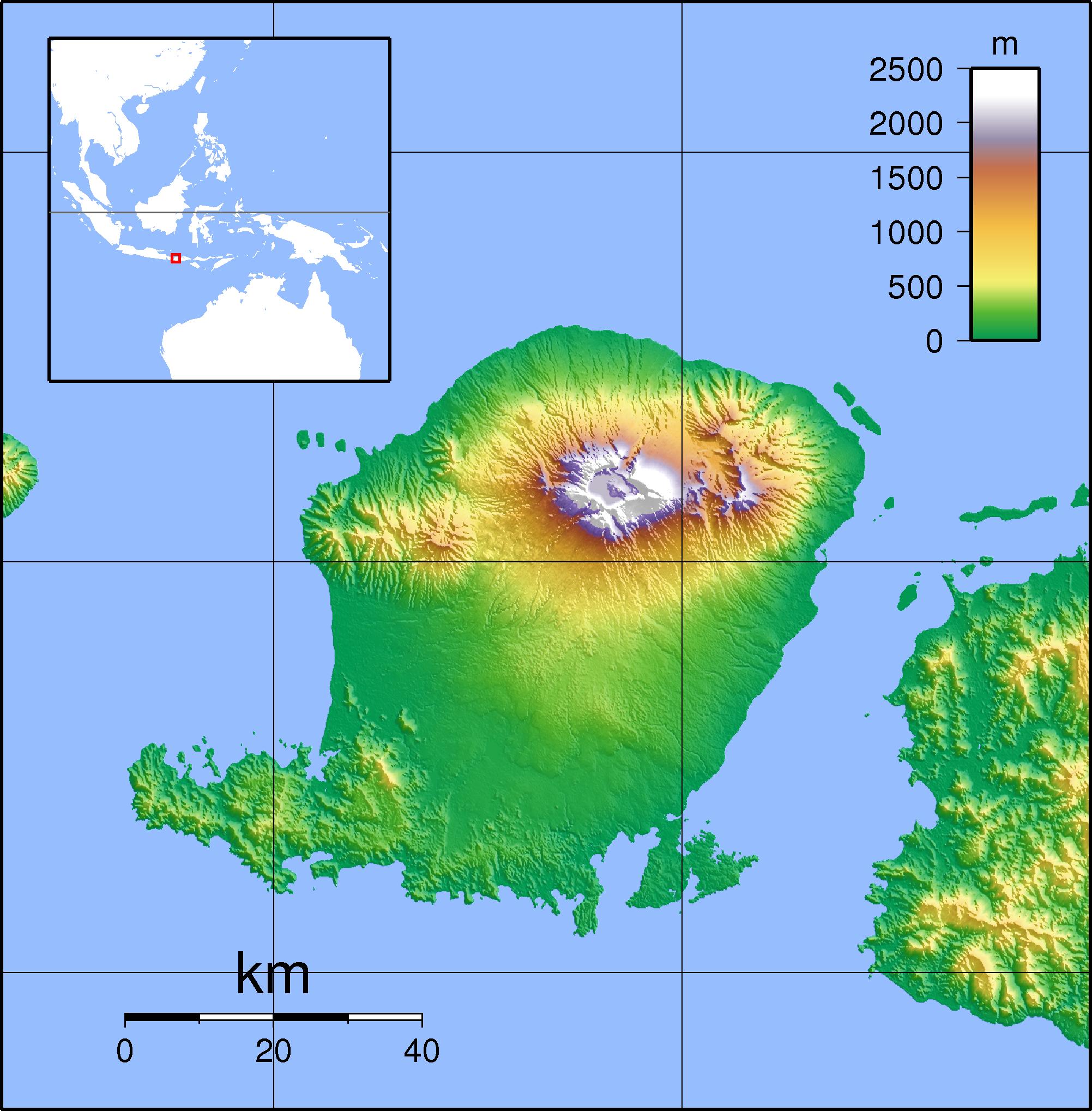 Lombok aardbeving - Hou noodfrequentie 7,110 MHz en IO-86 satelliet vrij!