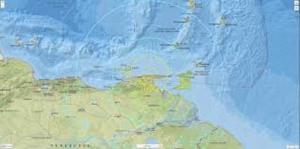 Aardbeving in Venezuela