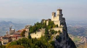 San Marino actief vanuit de Drie Torens