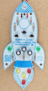 JOTA-JOTI bouwkitjes Space Cruiser