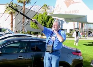 DMR stoort op satelliet uplink frequentie