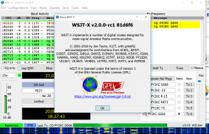 WSJT-X 2.0 is a major upgrade, het testen kan beginnen