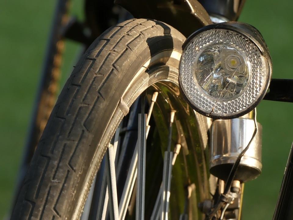 Fietsers gestoord door LED verlichting