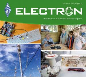 Hoofdredacteur Electron