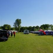VRZA Radiokampweek camping
