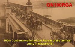 ON100RGA - Speciaal WW1 radiostation