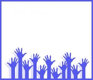 Vrijwilliger bedankt voor je bijdrage en hulp voor de vereniging
