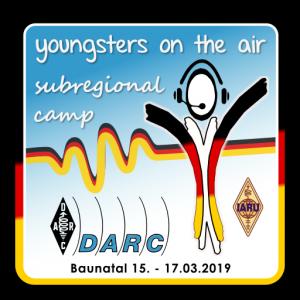 YOTA Subregional Camp Baunatal van 15 tot 17 maart