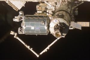 ISS Columbus-lab