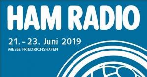 Ham Radio 2019 logo