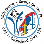 Nordics On The Air logo