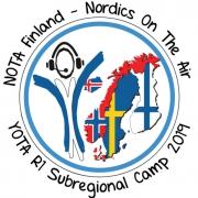 Nordics On The Air logo