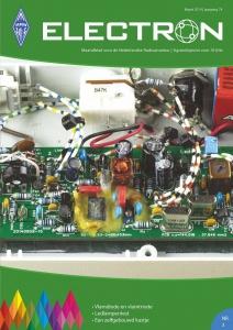 Op de Electron maart 2019 voorpagina, signaal injector voor 10 GHz