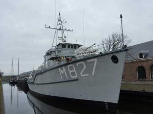 Museum Ships Weekend 1 en 2 juni