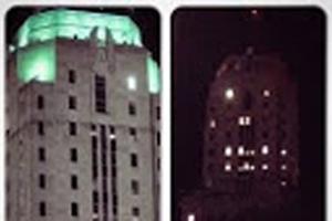 Gerechtsgebouw van Berks County (USA) krijgt geen ledverlichting