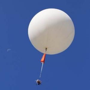Live videostream vanaf stratosfeerballon tijdens HAM RADIO 2019