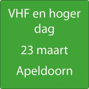 VHF en hoger dag 2019