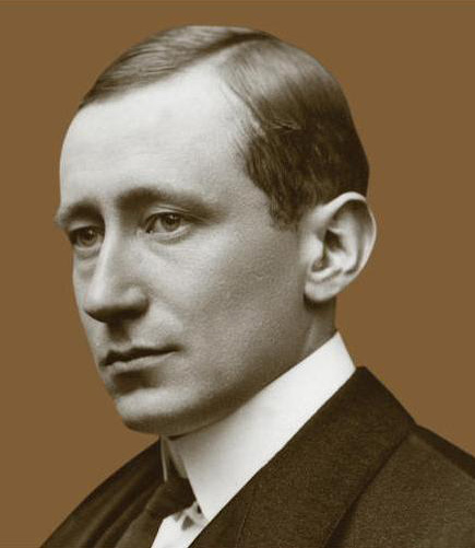 Marconi experimenteerde op het schip Elettra