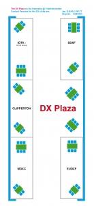 DX-Plaza wegwijzer
