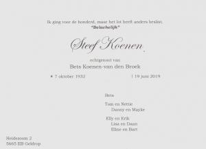 Silent Key (SK - in memoriam)