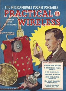 Practical Wireless 144 MHz QRP Contest zondag 9 juni