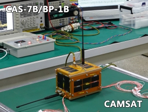 Testen van de CAS-7B (BP-1B)