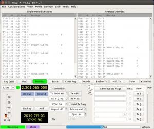 Eerste QSO via satelliet in baan om maan