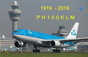 100 jaar KLM PH100KLM