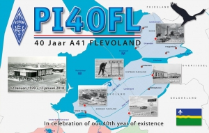 Resultaten 2 meter propagatie experiment A41 afdeling Flevoland