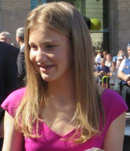 Prefix OR t.g.v. 18de verjaardag prinses Elisabeth van België
