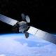 De Es'hail2 satelliet