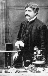 Jagadis Chandra Bose