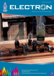 Op de Electron februari 2020 voorpagina