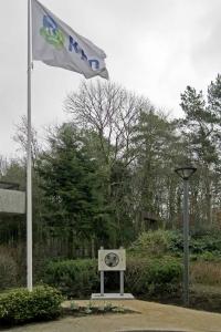 Monument voor gevallen radiozendamateurs in WOII