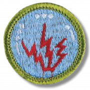 scout zendamateur badge