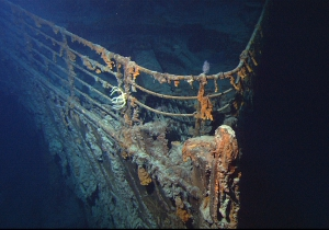 Scheepswrak Titanic