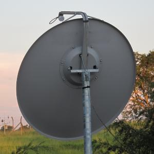 AMSAT-BR QO-100 antenne