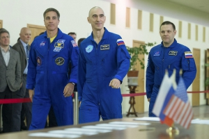 ISS-bemanning Expeditie 63