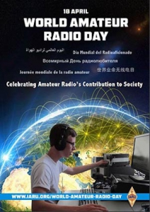 RAC organiseert special event met World Amateur Radio Day