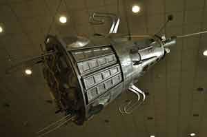 Satelliet ionisatie spoednik 3