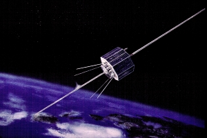 Befaamde AO-07 satelliet